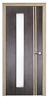 Дверь межкомнатная Вена ПО (тик, карпатская  ель), фото 1