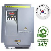 Преобразователь частоты на 18.5/22 кВт HYUNDAI - N700E-185HF/220HFP - Входное напряжение: 3-ф 380V