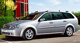 Чохли на сидіння Chevrolet Lacetti Шевроле Лачетті 2003- (wagon/універсал) Nika, фото 2