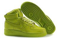 Кроссовки Женские Nike Air Force Mid 1 All