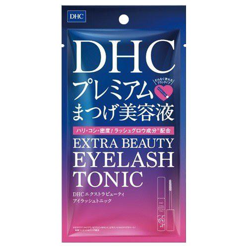 DHC Extra Beauty Eyelash Tonic Тоник с экстрактами трав для укрепления ресниц, 6,5 мл