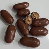 Шоколадное драже орех, кофе,апельсин,изюм , нут Hazine, 230 гр., фото 4