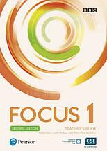 Focus 1 Second Edition Teacher's Book / Книга для учителя