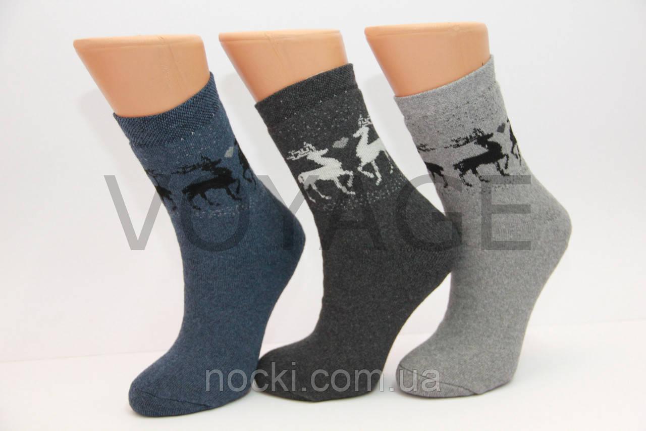 Женские носки махровые тэрмо KJPE