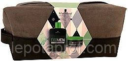 Набор косметики для мужчин [3D] MEN'19 (Шампунь для волос и тела 250 мл + текстурирующая глина 100 мл)