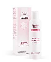 Освежающий крем-гель для душа/Refreshing shower cream - gel Diamond Rose