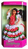 Коллекционная кукла Барби Андалусия Barbie Andalucia 1996 Mattel 15758