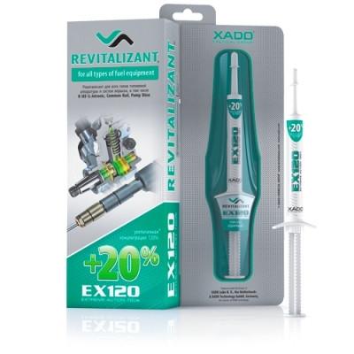 Ревитализант EX120 для всех типов топливной аппаратуры - 8мл..