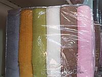 Банные полотенце Турция 6 шт в уп. Размер 1.4х70 100% хлопок полотенце оптом