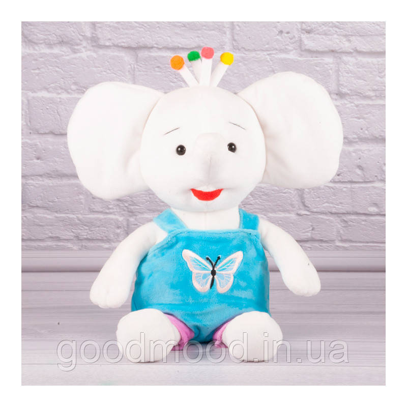 М`яка іграшка Слон Тося, Копиця 00111-312