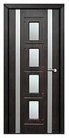 Дверь межкомнатная Рим ПО (тиковое дерево)