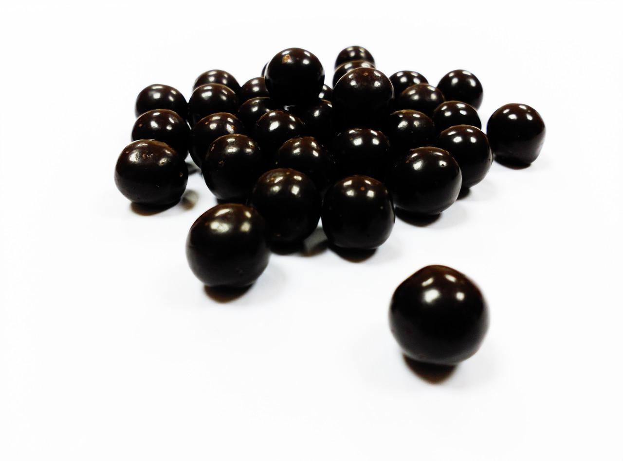 Хрусткі кульки з чорним шоколадом 16 мм Eurocao