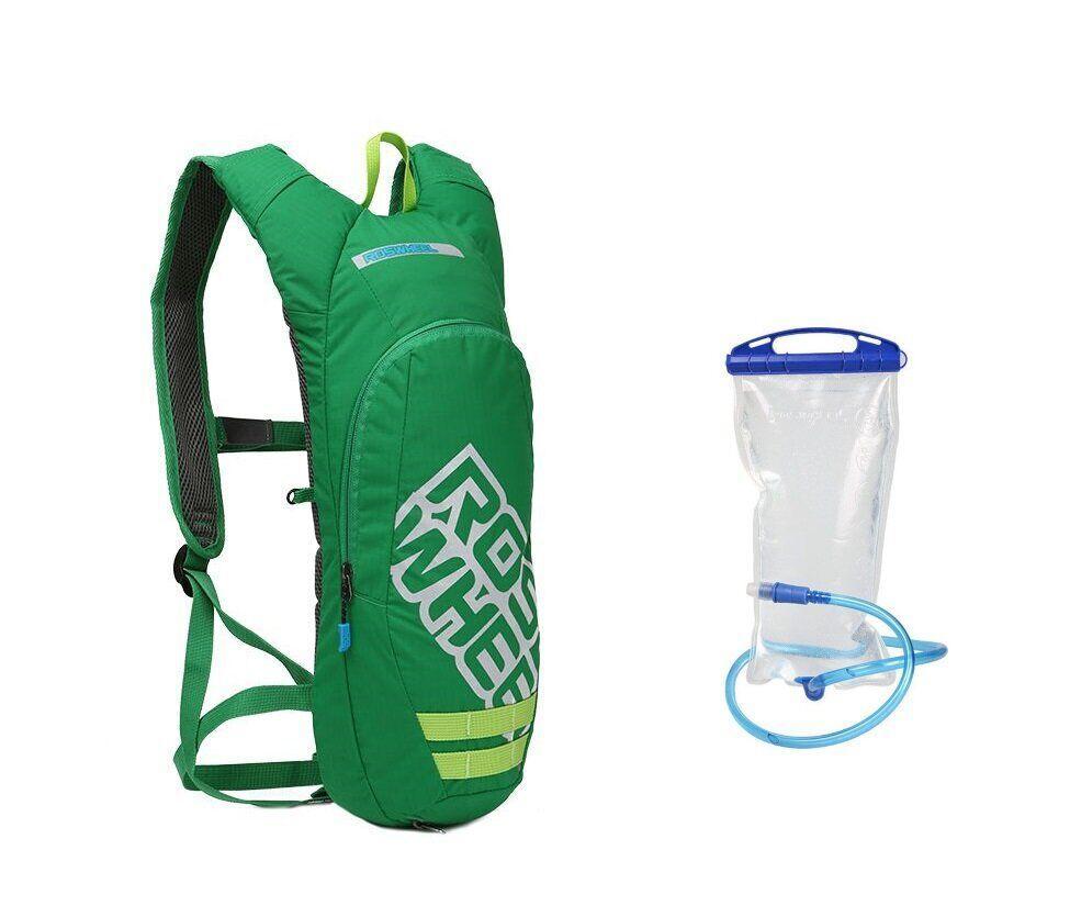 Рюкзак з питною системою Roswheel 151366-G. 2.5L+2L зелений
