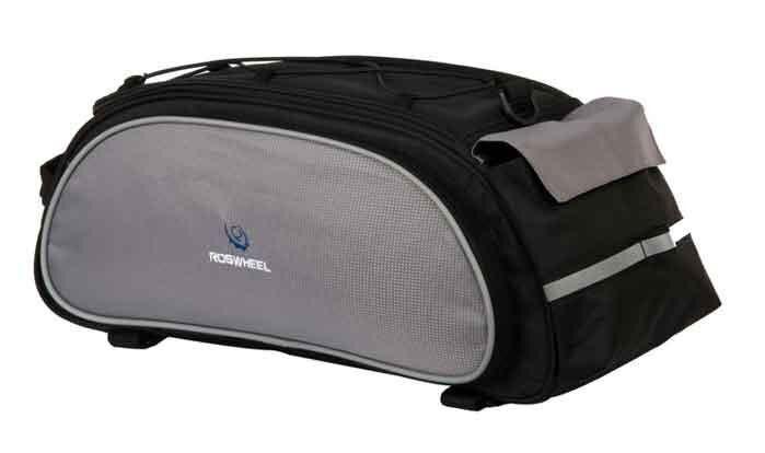 Сумка на багажник Roswheel 14541-A черный