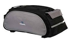 Сумка на багажник Sahoo 14541-A черный