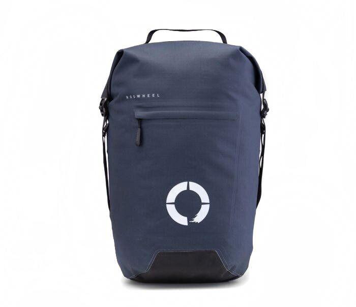 Водонепроникні сумки на багажник Roswheel Tour TR4001BL-L (пара) 40 л.