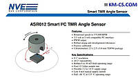 NVE представляет интеллектуальный датчик угла поворота Smart IІC TMR