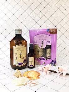 Корейский натуральный увлажняющий лавандовый тонер Lavender Moisten Toner