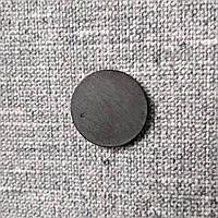 Магнит ферритовый. диск 15х3 мм, фото 1
