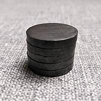 Магнит для сувениров шайба 25х25х3 мм, фото 1