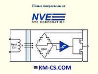 Ізолятори NVE з високою завадостійкістю до синфазным перешкод IL6xxCMTI