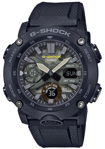 Часы мужские Casio GA-2000SU-1AER