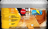 Лак для пола Altax 2,5л бесцветный глянец с апликатором