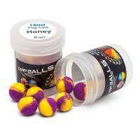 Пробник плавающих бойлов CarpBalls Pop Ups 14мм (9шт/уп) Honey
