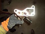 Б/К кронштейн крыпления  масляного фильтра аудии а6 с4 1.8 бензин, фото 4