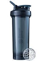 Спортивная бутылка-шейкер BlenderBottle Pro28 Tritan 820ml Black (ORIGINAL), фото 1