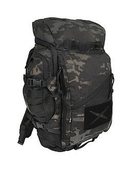 Тактический рюкзак ПК-S Multicam Black