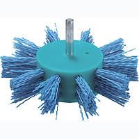 Нейлоновая лепестковая щетка для дрелей 100 мм Makita (D-45755)