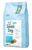 Сухой корм для собак InsectDog Adult Hypoallergen 10 кг ИнсектДог Едалт гипоаллергенный с насекомыми