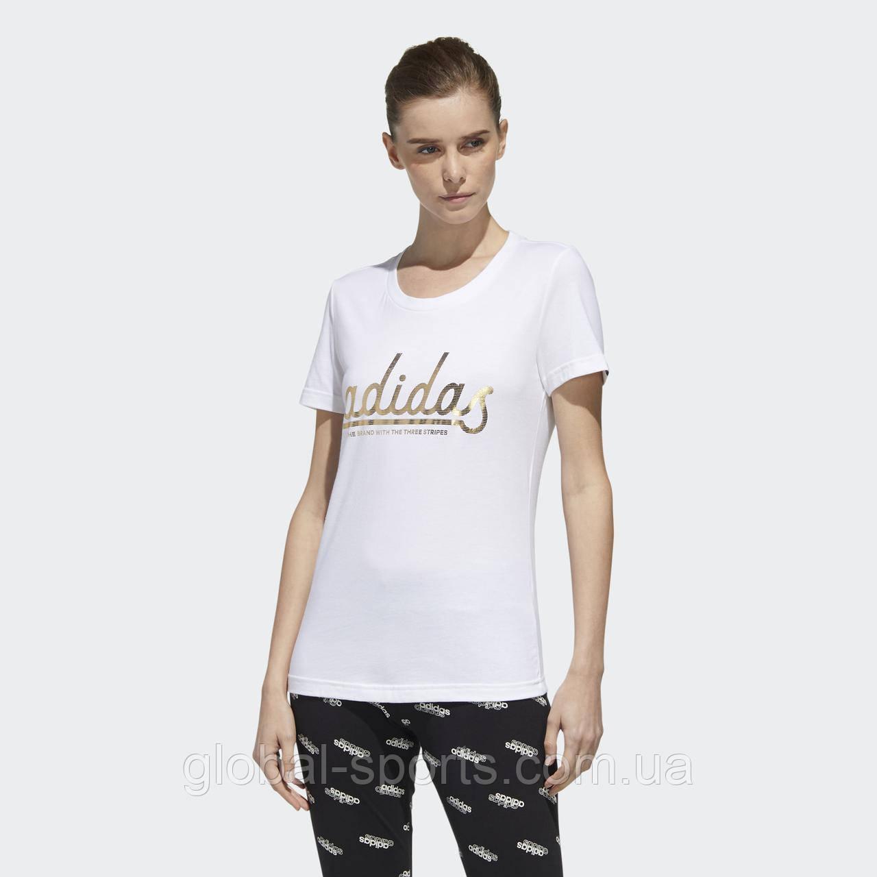 Жіноча футболка Adidas Performance(Артикул:FM6174)