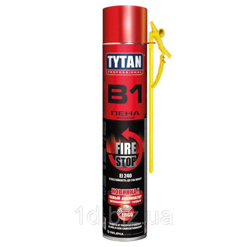 TYTAN Professional B1 пена противопожарная