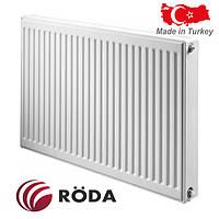 Стальной радиатор Roda 11 R тип (500/1600) Турция