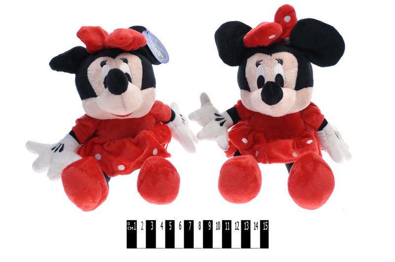 "Іграшка м""яка ""Minnie Mouse"" 20см /300/"