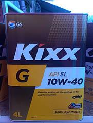 Kixx G 10w-40 Полусинтетическое масло (4л)