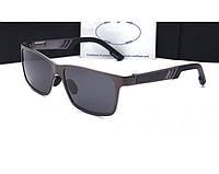 Солнцезащитные очки в стиле Prada (6560) grey, фото 1