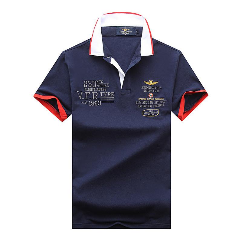 Aeronautica Militare original РІЗНІ кольори чоловіча футболка поло аеронавтика милитаре