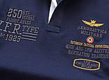 Aeronautica Militare original РАЗНЫЕ цвета мужская футболка поло аэронавтика милитаре, фото 9