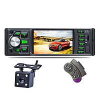 "Автомагнитола Pioneer GBT-4035UM Bluetooth,4,1"" LCD TFT USB+SD DIVX/MP4/MP3 + ПУЛЬТ НА РУЛЬ+КАМЕРА!, фото 1"