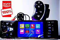 "Автомагнитола Pioneer 4038CRB Bluetooth,4,1"" LCD TFT USB+SD DIVX/MP4/MP3 + ПУЛЬТ НА РУЛЬ+КАМЕРА!, фото 1"