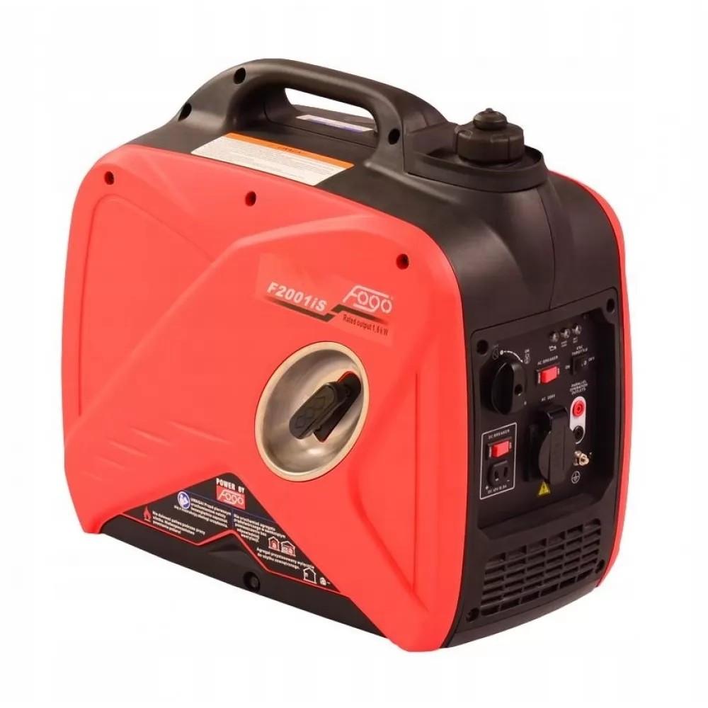 Генератор бензиновый инверторный Fogo 1,8 кВт 220В