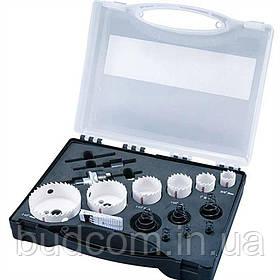 Набор коронок BiM по лист. металлу для сантехника и электрика19, 22, 29, 38, 44, 57 мм Makita (B-38663)