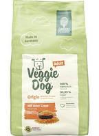 Сухой корм для собак Green Petfood VeggieDog Origin Adult 10 кг для собак вегетарианский c красной чечевицей