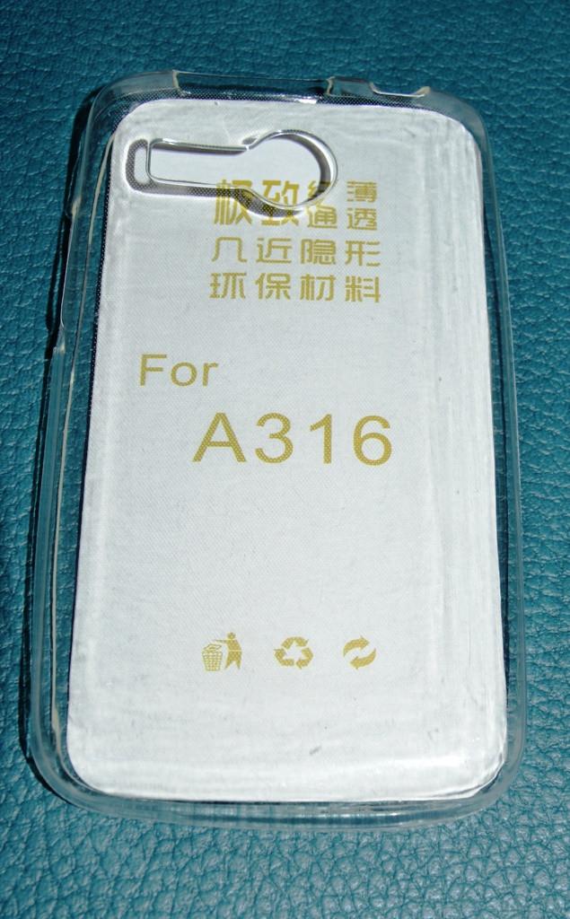 Lenovo A316 Чехол бампер для Lenovo А316