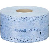 Стрічка гідроізоляційна Ceresit CL 152, рулон 50 м.