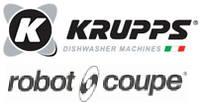 Поступила новая партия оборудования Robot Coupe и Krupps!