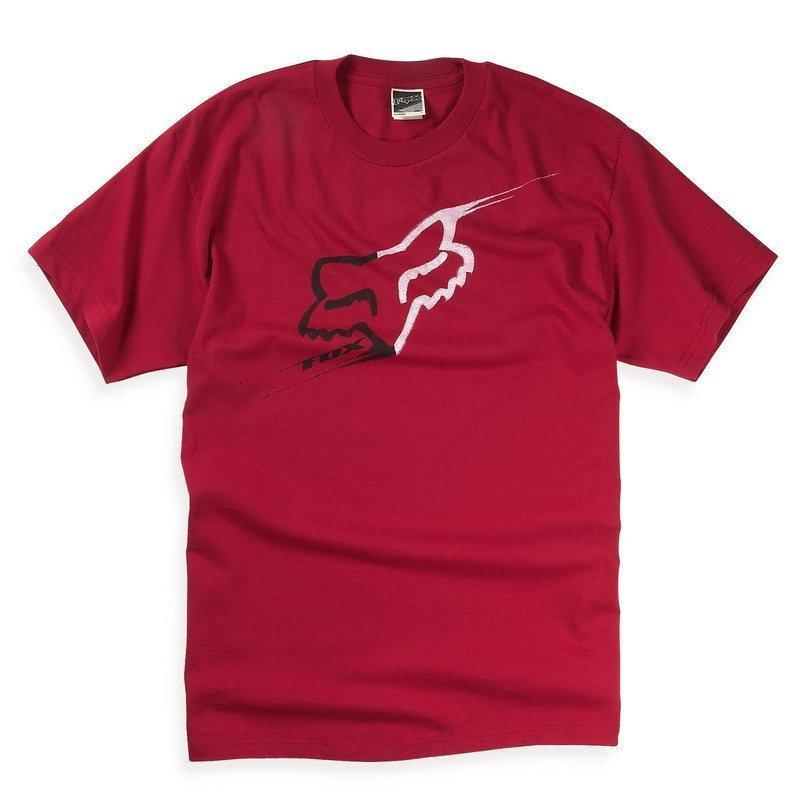 Футболка FOX Opposites Attract Tee [RED], S